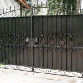Ворота для дома: выбираем правильно
