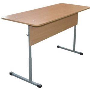 Парты аудиторные (столы) двухместные